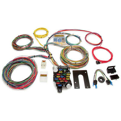 Painless Performance Products 10202 28-Circuit Classic-Plus Customizable Chassis