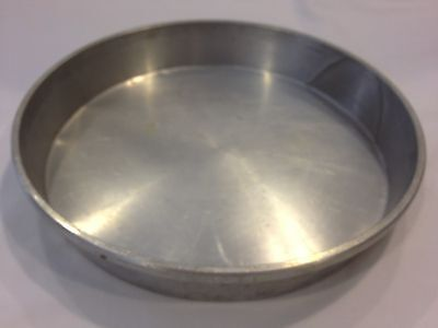 """Vtg Grant Maid  9"""" x 1.5"""" Cake Pan~Light Weight~Well Made Aluminum~Must Have~"""