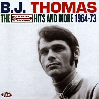 Thomas, B.j. - The Scepter Hits And More 1964-73 - Classic Country Artists