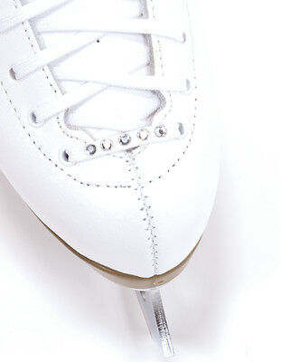 New Figure Skating Laces Skate Lace Select Black White Beige or  with Crystals