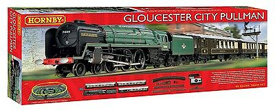 Hornby Gloucester City Pullman Train Set R1177 - DCC Ready