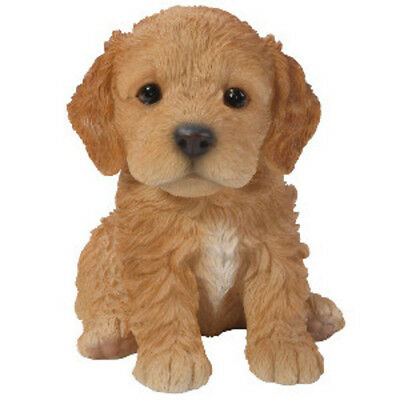 NEW Brown Cockapoo Pet Pal Puppy Ornament - Vivid Arts