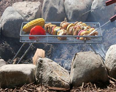 Explorer CAMPFIRE GRILL.Camping, Outdoor,Fishing, Backyard, Barbecue Cooking