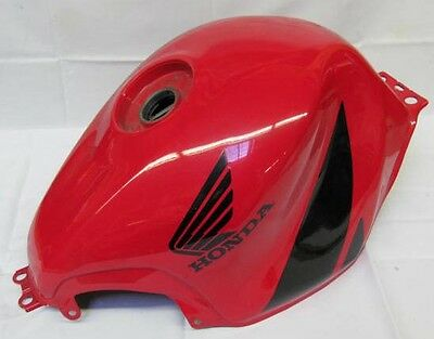 Honda F4 Fuel Tank 17506-MBW Red