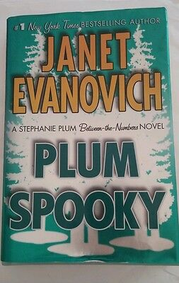 Plum Spooky by Janet Evanovich (2009, Hardcover) A Between-the-Numbers Novel