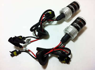 HB3 9005 35w 6000K  REPLACEMENT BULBS/GLOBES 1 PAIR for Xenon HID Headlight Kit