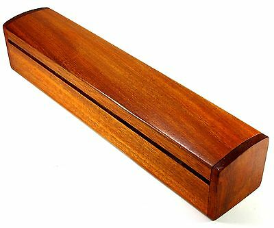 Wooden Box Handmade Trinket Storage Keepsake Jewelry Chopsticks Gift
