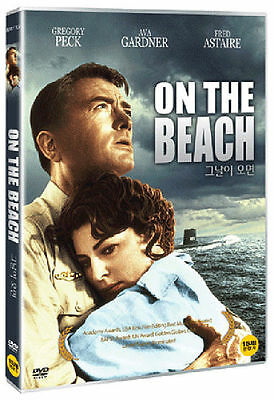 ON THE BEACH (1959) - Gregory Peck DVD *NEW