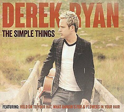 Derek Ryan The Simple Things Cd 2014