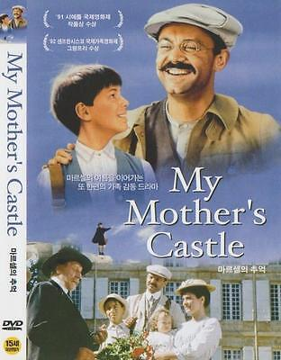 FAST FREE US SHIPPER  My Mother's Castle (1990) Philippe Caubère DVD CDH