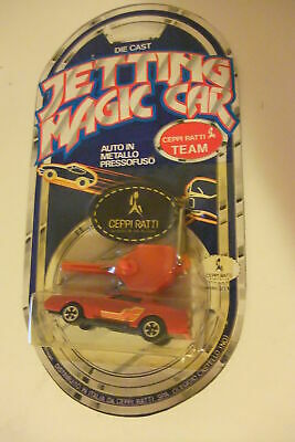JETTING MAGIC CAR CEPPI RATTI Auto in metallo pressofuso BLISTERATA - B11