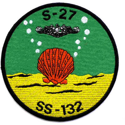 SS-132 S-27 Patch