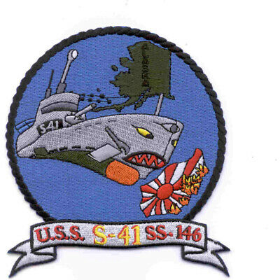 SS-146 S-41 Patch