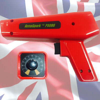 AccuSpark Professional Timing Light,with advance control P8000