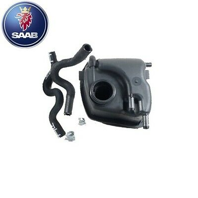 For Saab 9-3 2006-2009 Plastic Engine Coolant Recovery Tank OE Dorman 93197033