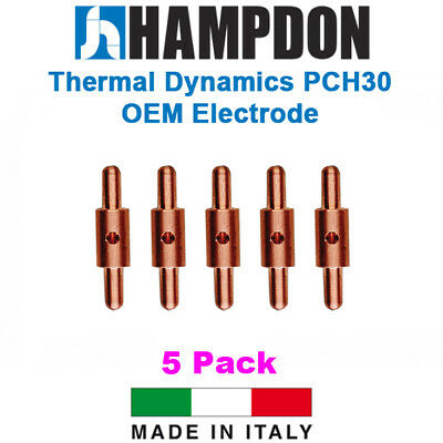 Thermal Dynamics Style PCH30 OEM Tips – 5 Pack - 9-5501 – Hampdon - Plasma