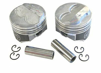 "Speed Pro H617CP Small Block Chevy 350 .275 Dome Hyper Pistons STD Bore 5.7"" SBC"