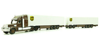 Siku 1806 - Road Train Freightliner Truck Diecast - H0 Scale 1:87