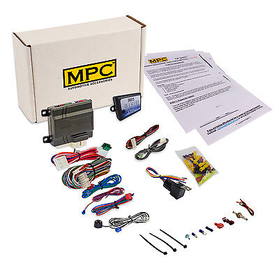 Complete Remote Start Fits Select Toyota Vehicles [2003-2013] Use Your OEM Fobs!