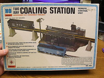 RENWAL COALING STATION REMOTE CONTROL UNIT NEW PARTS STILL SEALED IN BAG WBOX HO