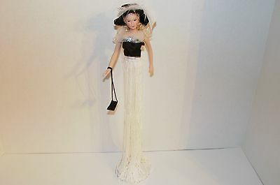 Pretty Victorian TASSEL DOLL  Brand New