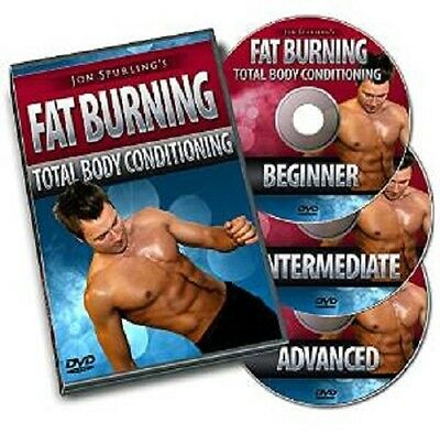 DVD Business for Sale, Resell rights for J. Spurling's TOTAL BODY CONDITIONING