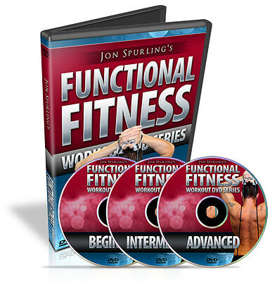 DVD Business for Sale, Resell Rights for J. Spurling's Functional Fitness series