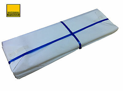 125 Sheets Butchers Paper Packing Paper Wrapping White Moving Storage