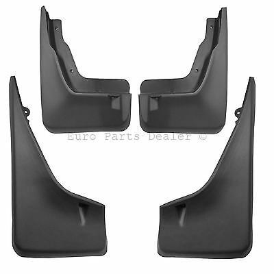 Brand New Oem Style Front and Rear Mud flaps Full Set For Freelander 2 2006-2014