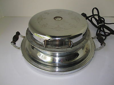 """1930s' Vintage """"Homelectric"""" Manning-Bowman waffle iron  """"REDUCED"""""""