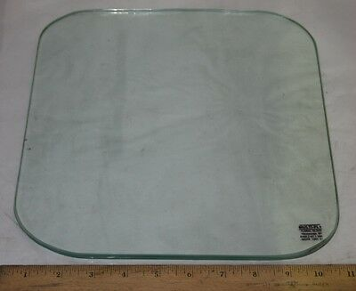 "Floral Safety Glass 12.5"" X 10.5"" X 7.83mm"