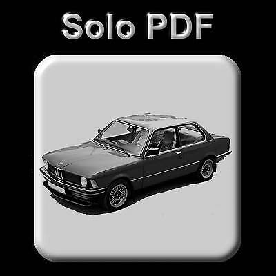 Bmw E21 (Series 3) - Workshop, Repair, Service Manual