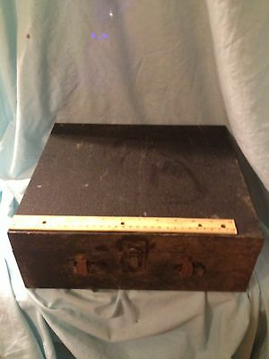 Vintage 1946 General Electric Tube Checker TC-3A in Wooden Case