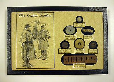 The Union Soldier 7 Piece Collection with Certificate of Authenticity