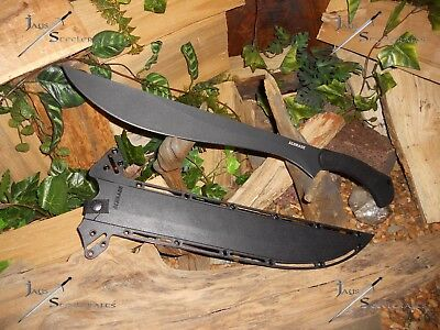 Schrade/Sword/Full Tang Combat Machete/Bowie/Knife/Hunting/Camping/Survival