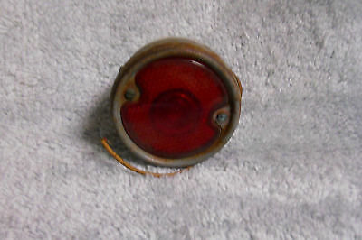 Ford Tractor 2 N 8 N Taurus Tail Light Glass Factory Original Old Car Parts