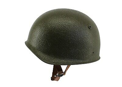 Swiss Model 1971 Steel Combat Helmet M71 Military Army Ex Issue