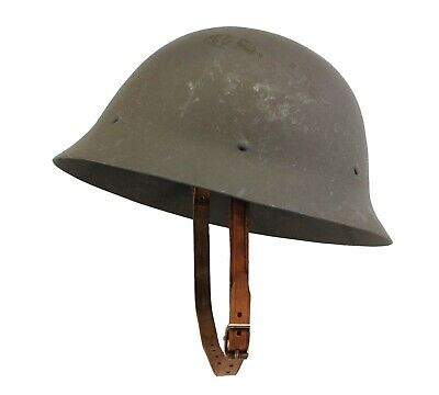 Swedish M26 Ex Issue Military Army Helmet Wwii Combat