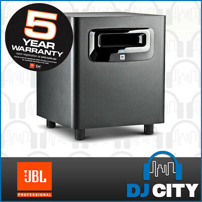 "JBL LSR310S 10"" Powered Studio Subwoofer Monitor Speaker LSR 310S - DJ City"