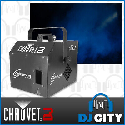Chauvet Hurricane Haze 3D DMX Controlled Haze Machine with Timer Remote
