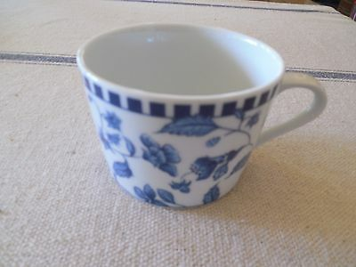 Spal Adagio Blue and White Cup