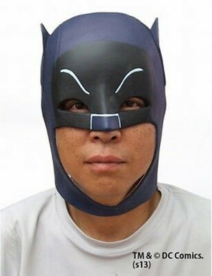 BATMAN MASK Classic TV 1966 Party Toy Prop Head Rubber Free size From Japan