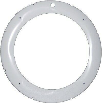 Pentair 79213100 White Large Plastic Snap-on Face Ring - 24 Pack