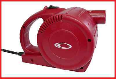 T.O.C. 12 VOLT TURBO AIR BED PUMP 12 month warranty - also for blow-up boats