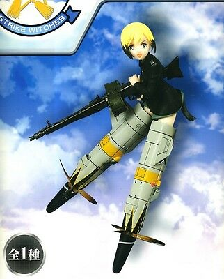 Erica Hartmann High Quality Figure Japan anime Strike Witches official