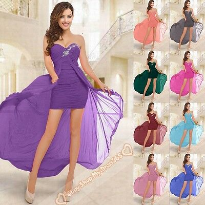 2015 Chiffon Most Popular Bridesmaid Dress Evening Party Formal Ball Gown