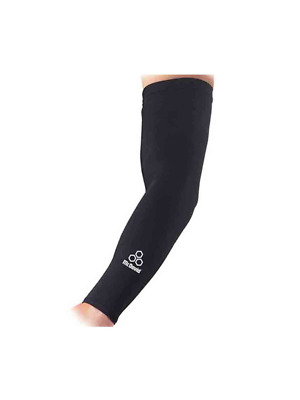 Mcdavid Classic 656 Compression Arm Sleeve / Single Black Small