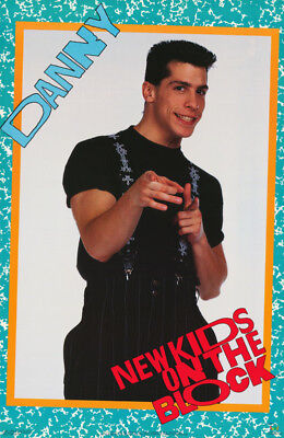Poster : Music : New Kids On The Block - Danny -  Free Shipping ! #3274 Rbw3 H