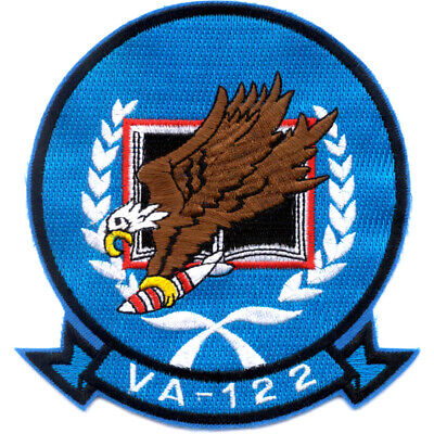 VA-122 Attack Squadron Patch Flying Eagles