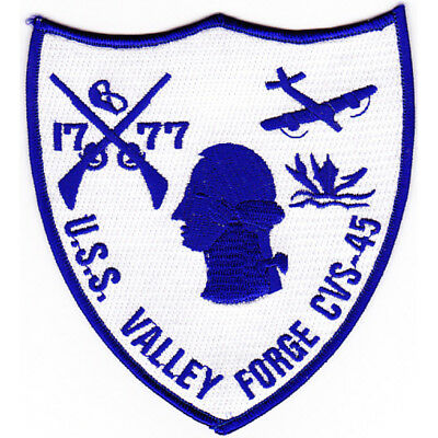CVS-45 USS Valley Forge Patch